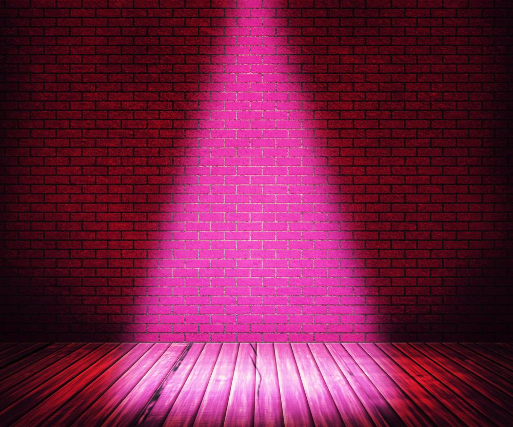 Violet Room Spotlight Background