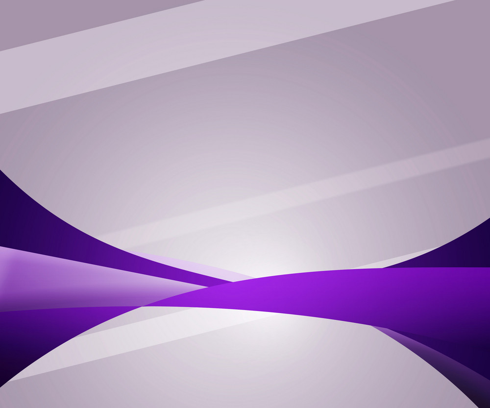 Violet Simple Abstract Background