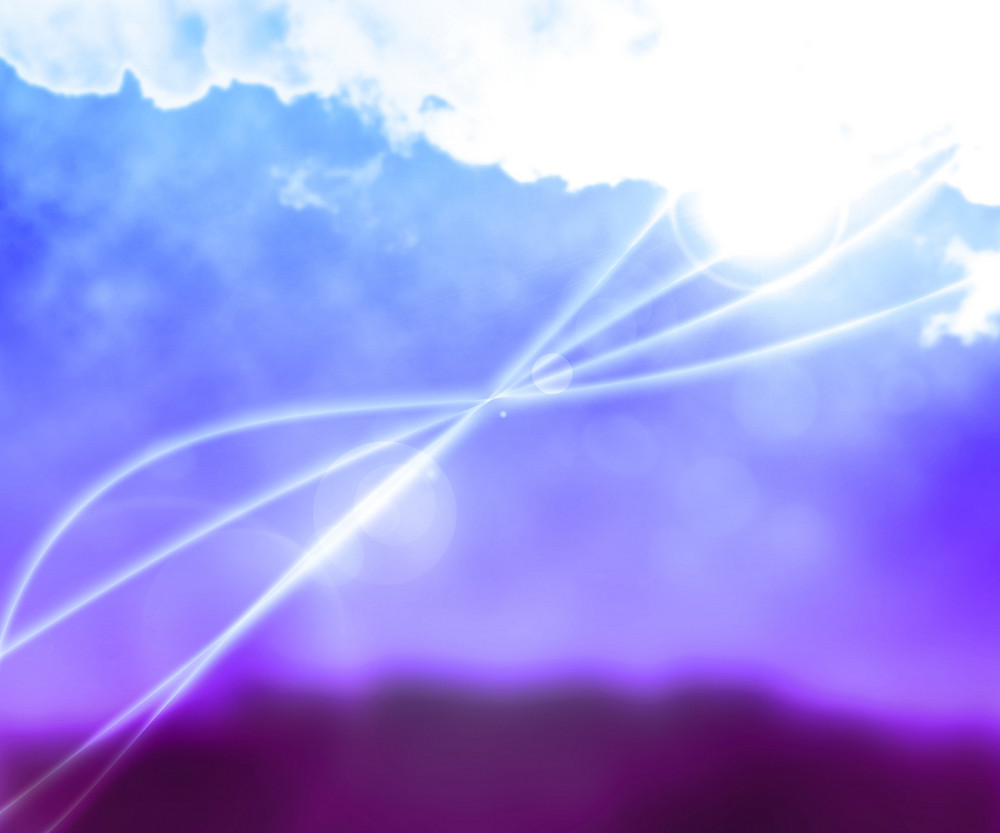 Violet Sky Abstract Background Texture