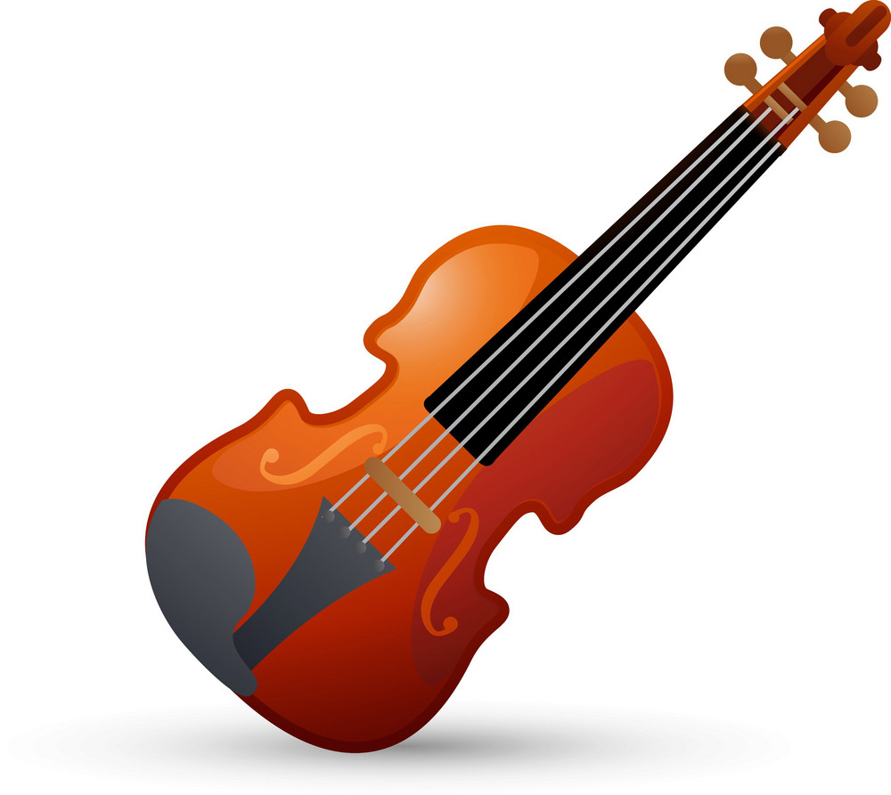 Violin Instrument Lite Music Icons