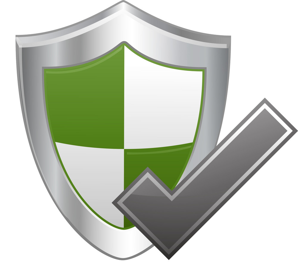 Virus Protection Badge