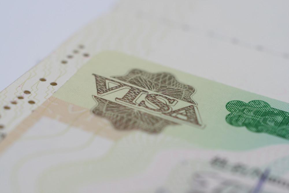 Visa Close Up