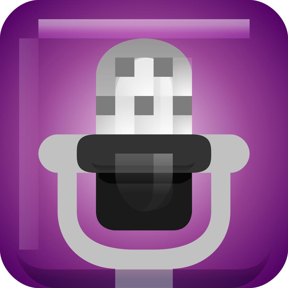 Voice Memos Tiny App Icon
