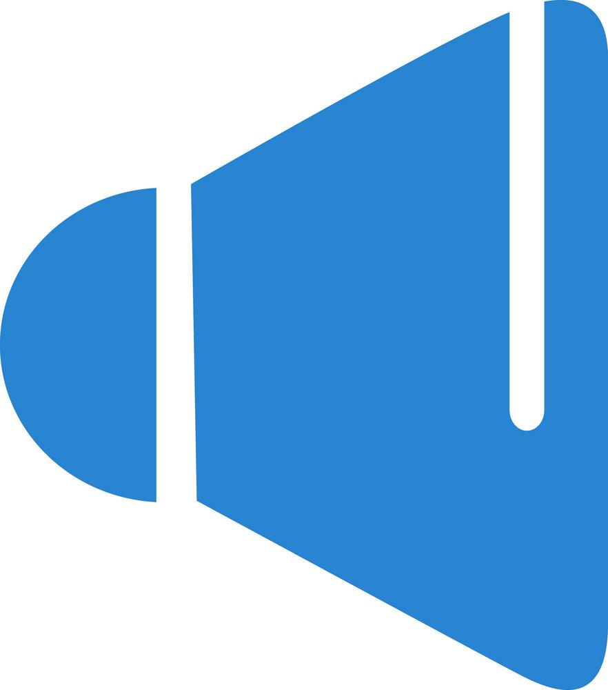 Volume Speaker Simplicity Icon