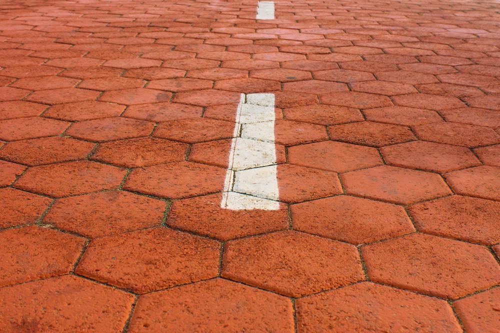 Road tiles background