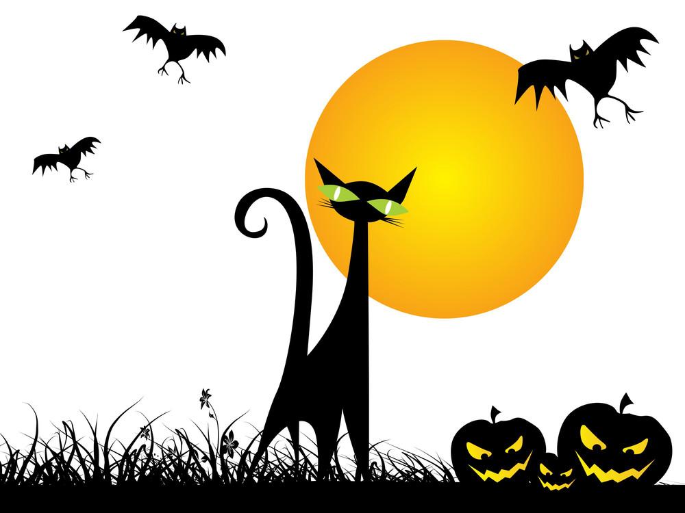 Wallpaper For Halloween Celebration