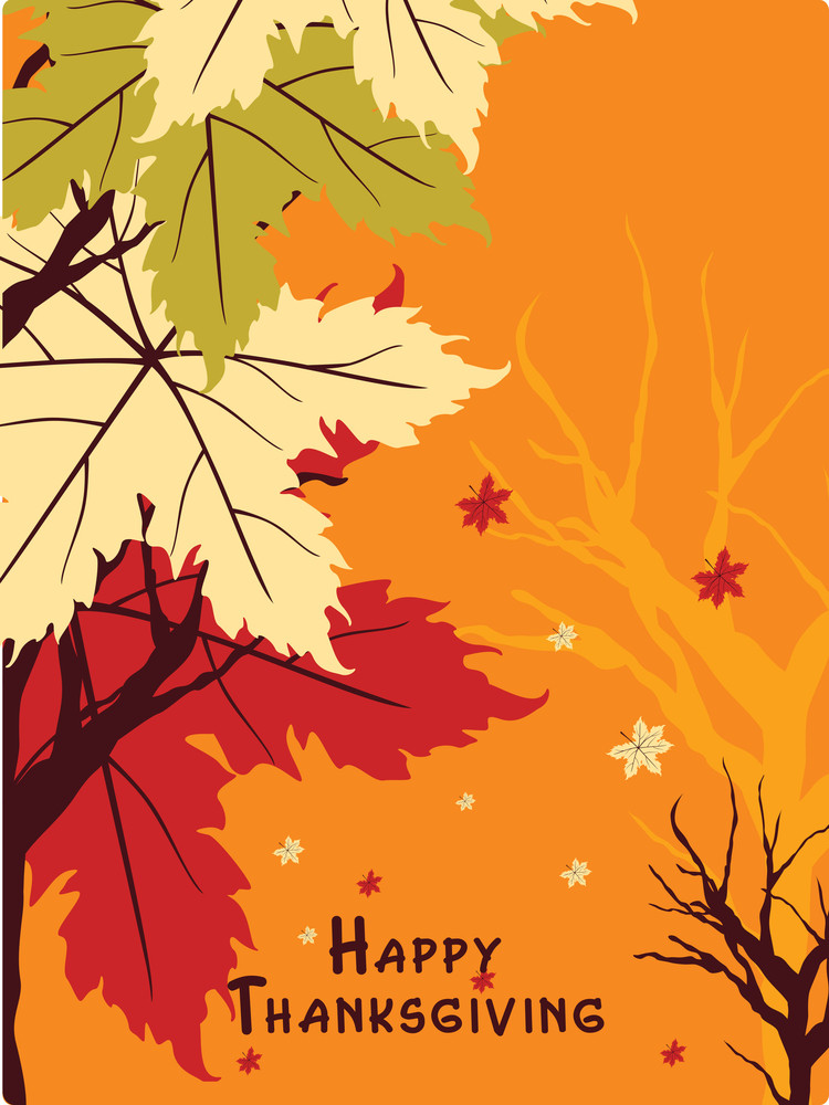 Wallpaper For Happy Thanksgiving Day