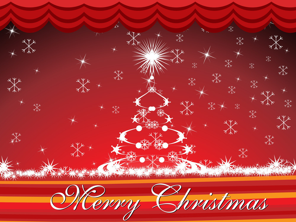 Wallpaper For Merry Xmas Background