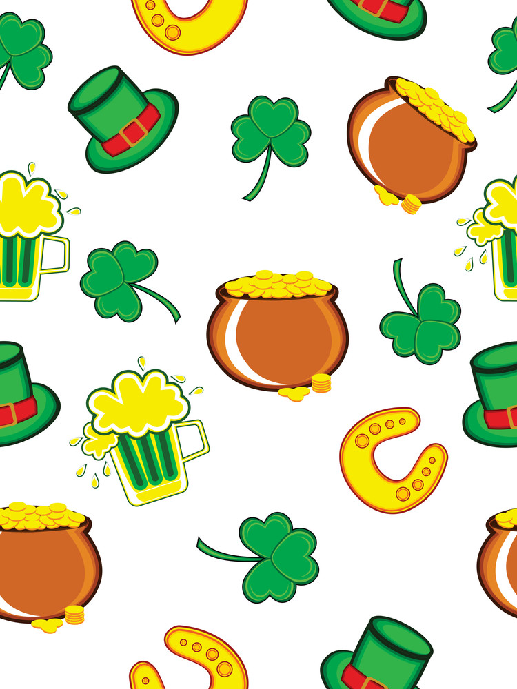 Wallpaper For Patrick Day Celebration