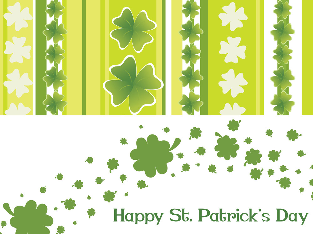 Wallpaper For Patrick Day