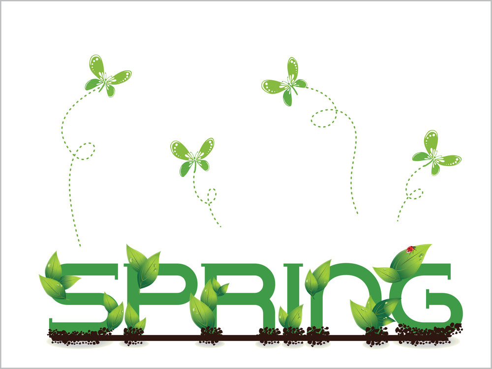 Wallpaper For Spring