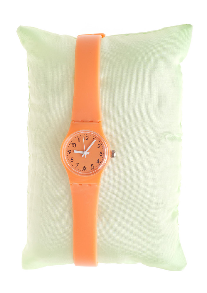Watch On Pillow
