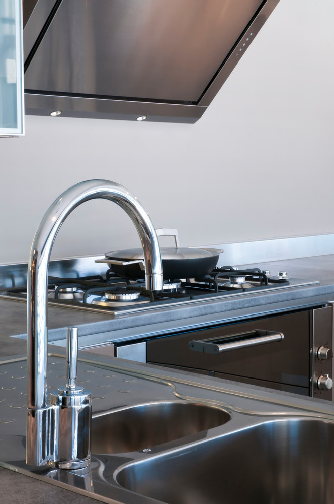 Water Tap And Sink