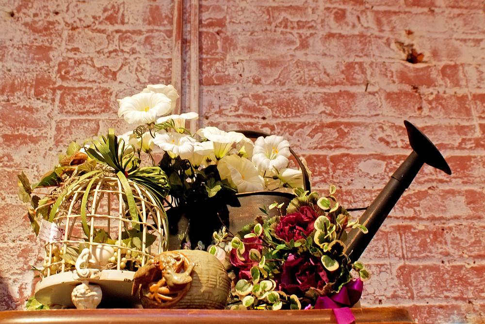 Watercan Bouquet