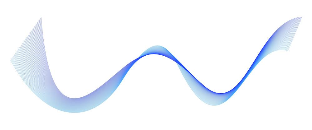 Wavy Lines Design