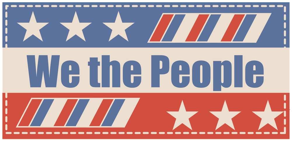 We The People Vector