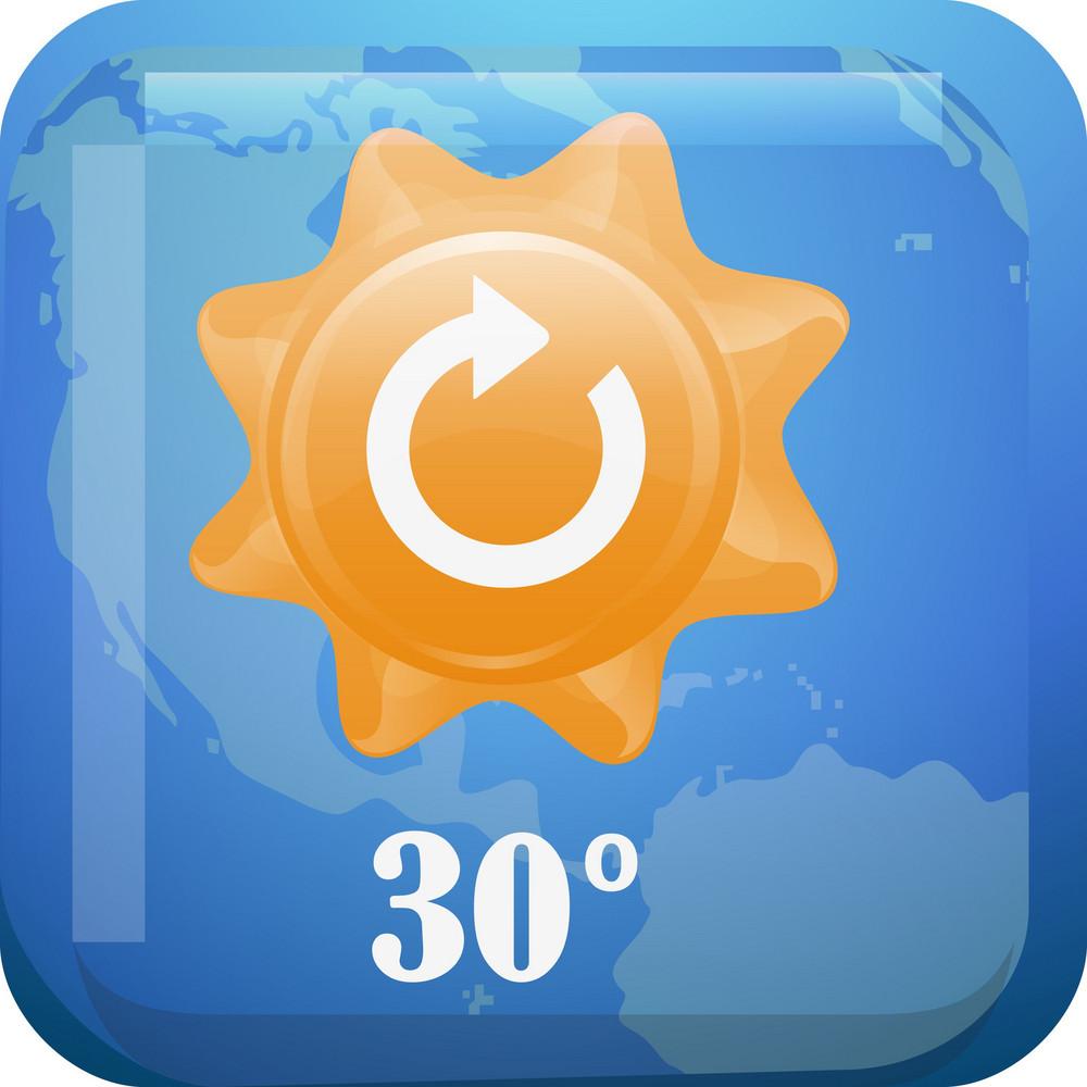 Weather 2 Tiny App Icon