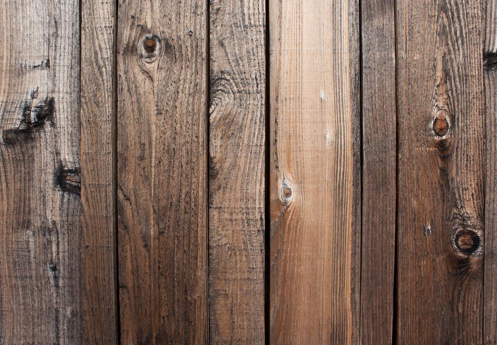 Weathered Fence Wood
