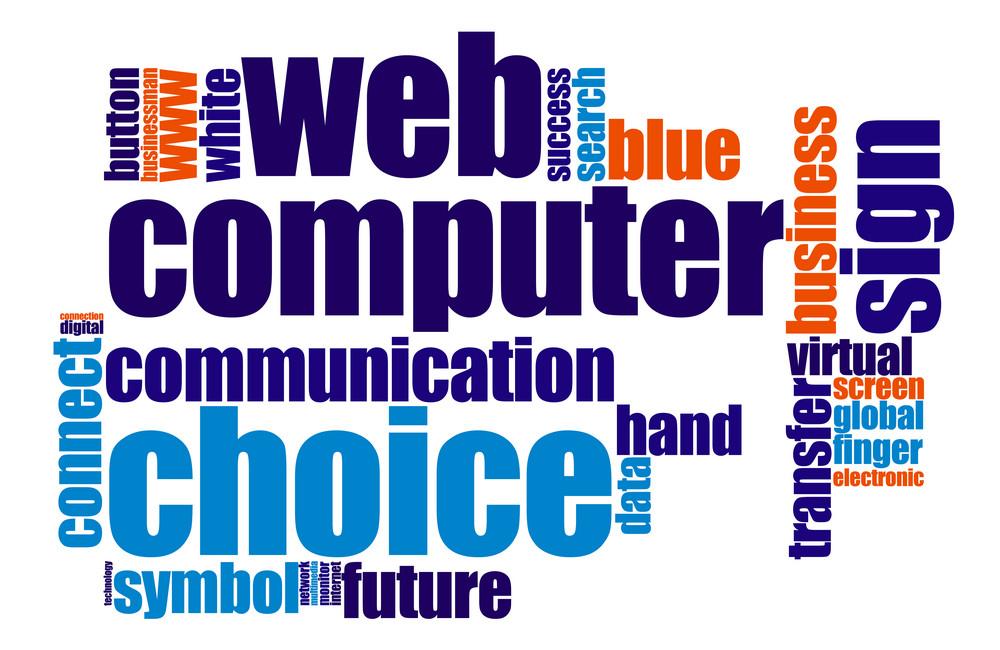 Web Computer Graphic