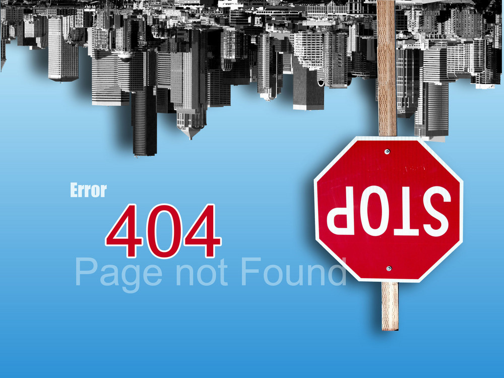 Web Not Found
