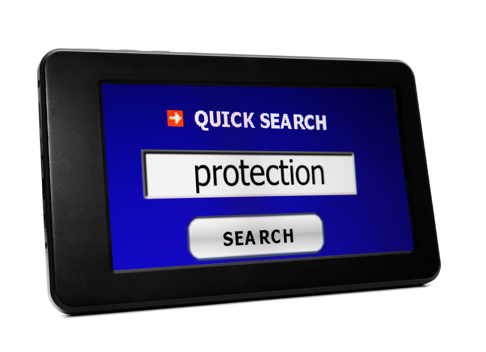 Web Search For Protection