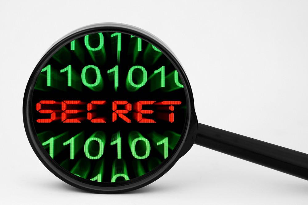 Web Secret