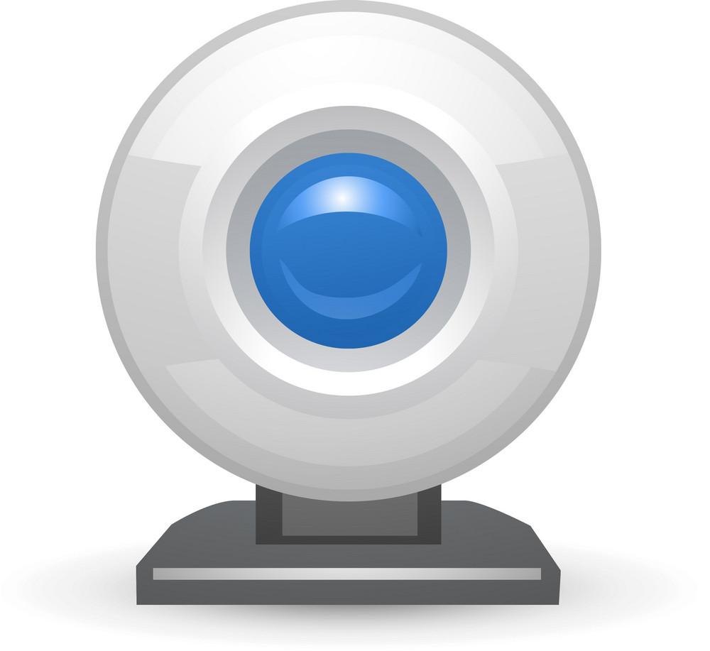 Webcam Lite Computer Icon