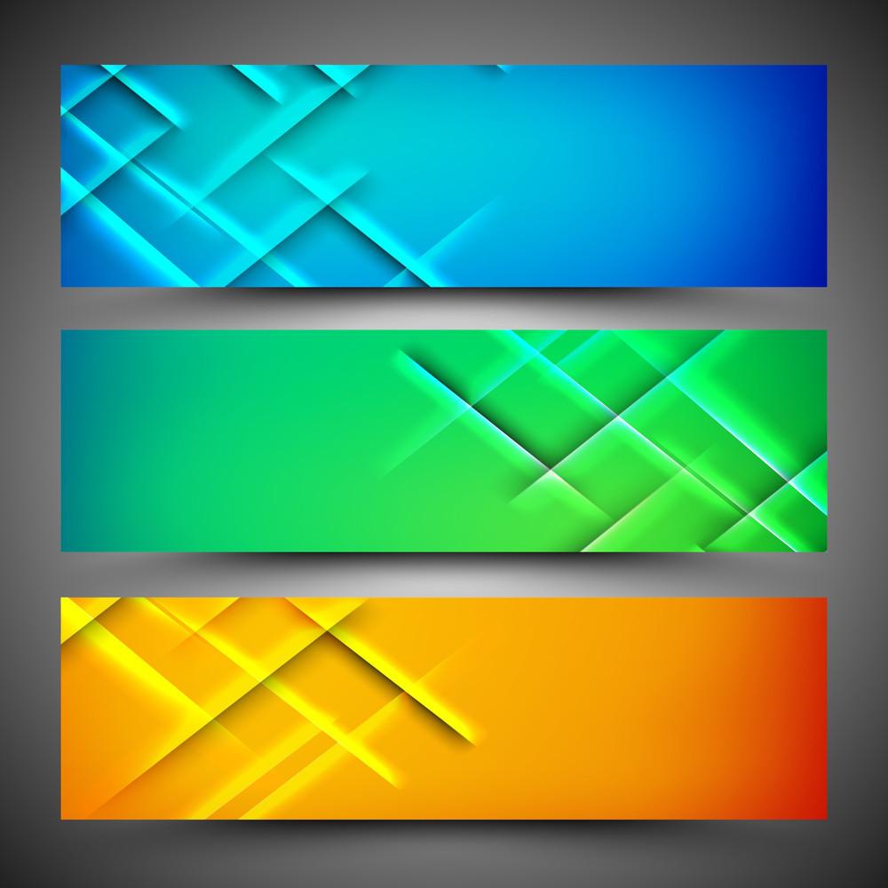 Free banner images for website - Website Header Or Banner Set