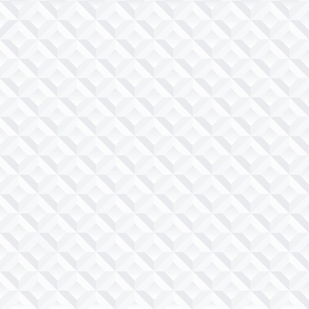 White Geometric Background