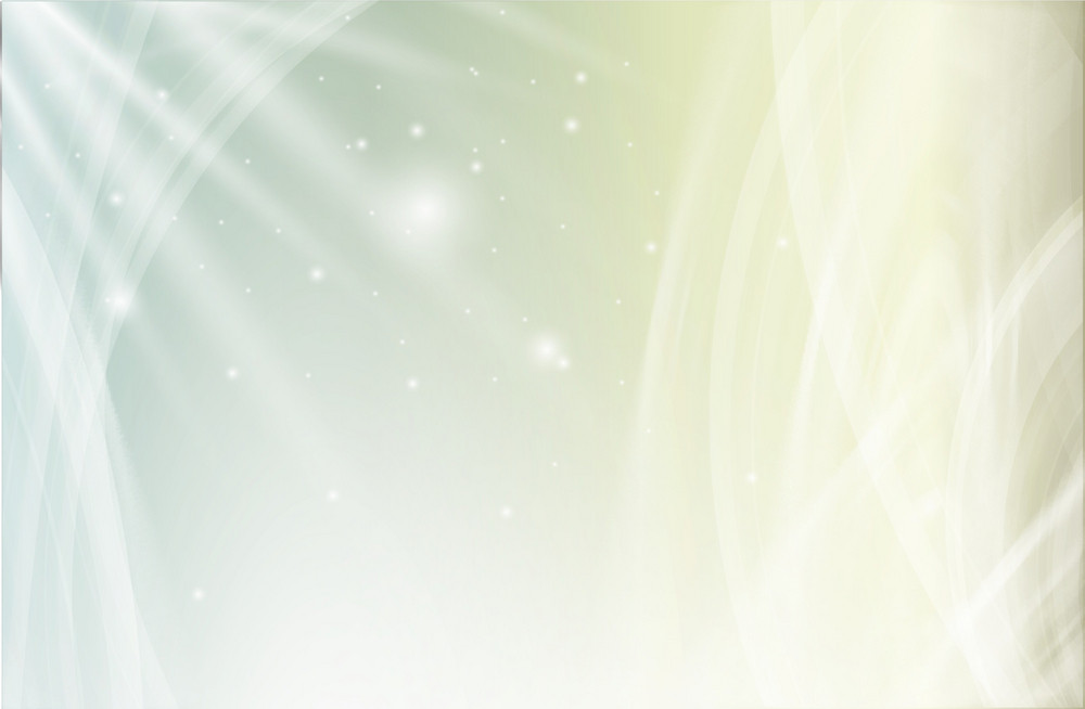 White Mists Vector Background