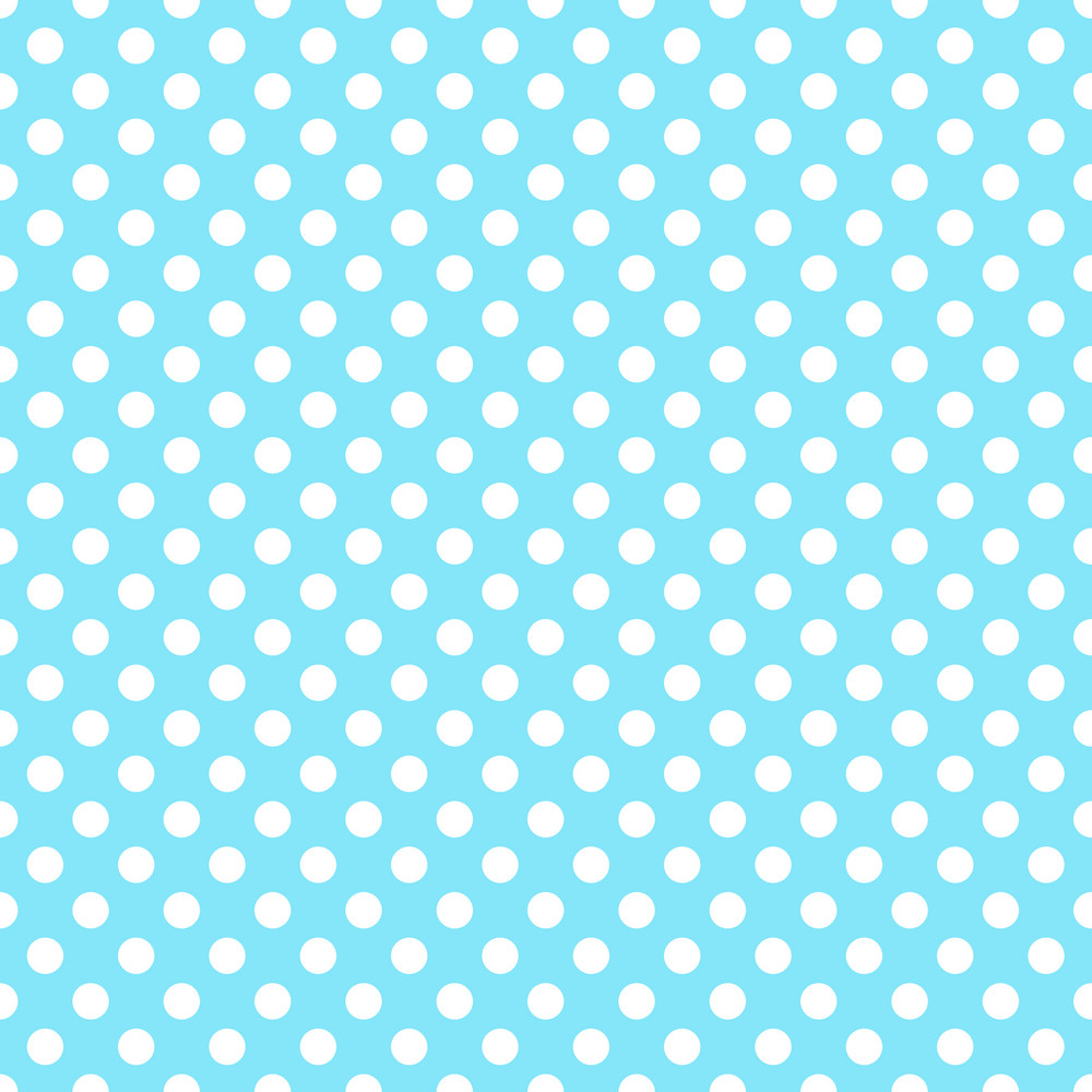 white polka dots pattern on a blue background royaltyfree