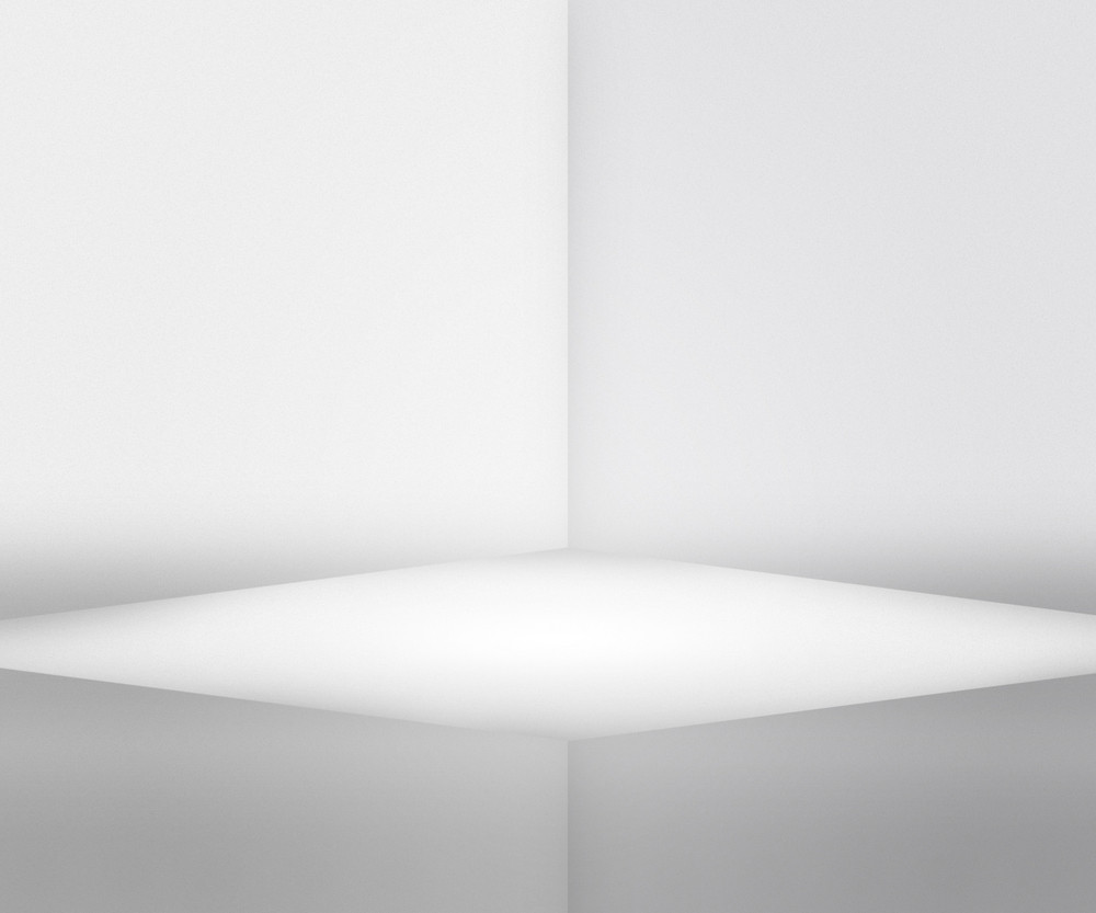 White Stage Backdrop