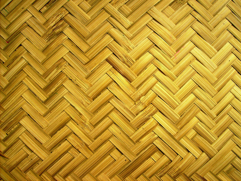 Wicker Pattern Background