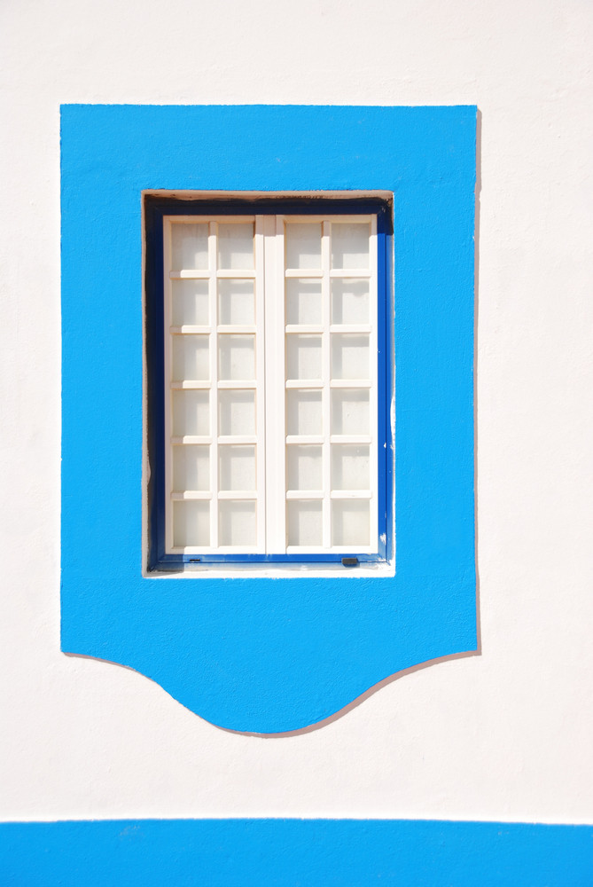 Window Detail Of A Typical House