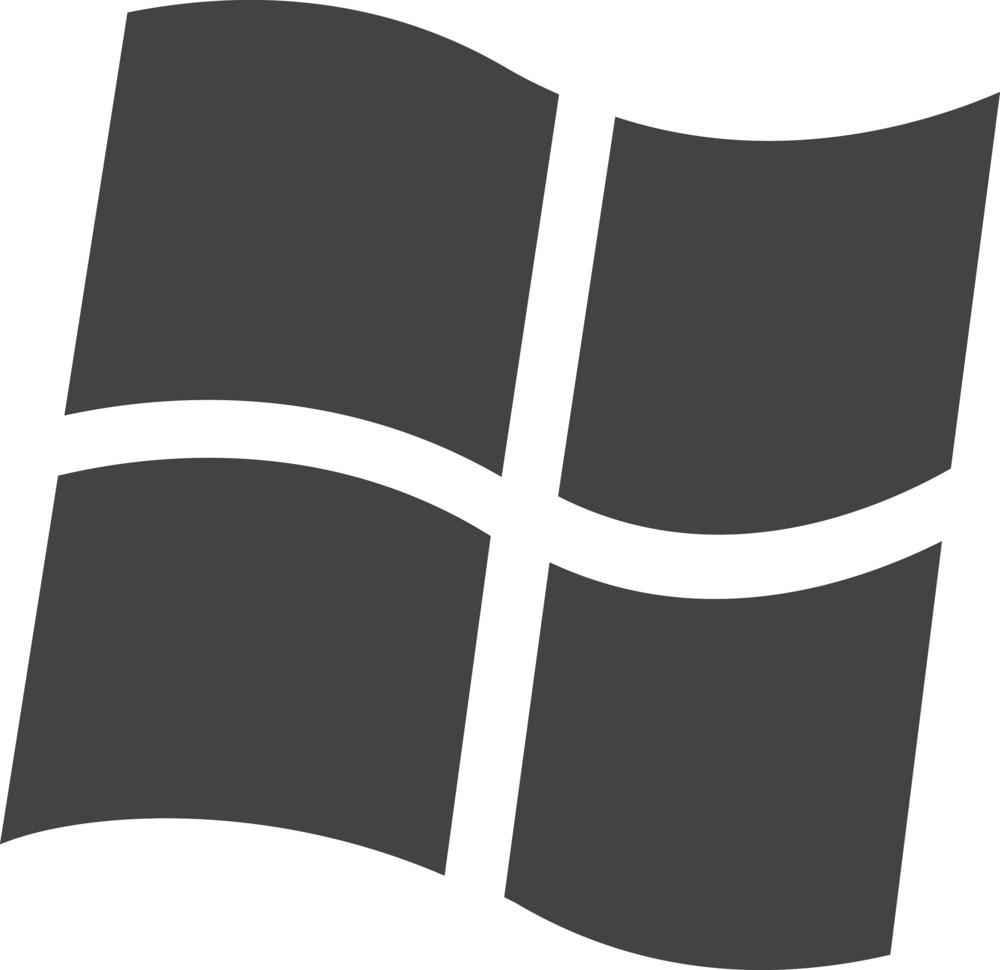 Window Glyph Icon
