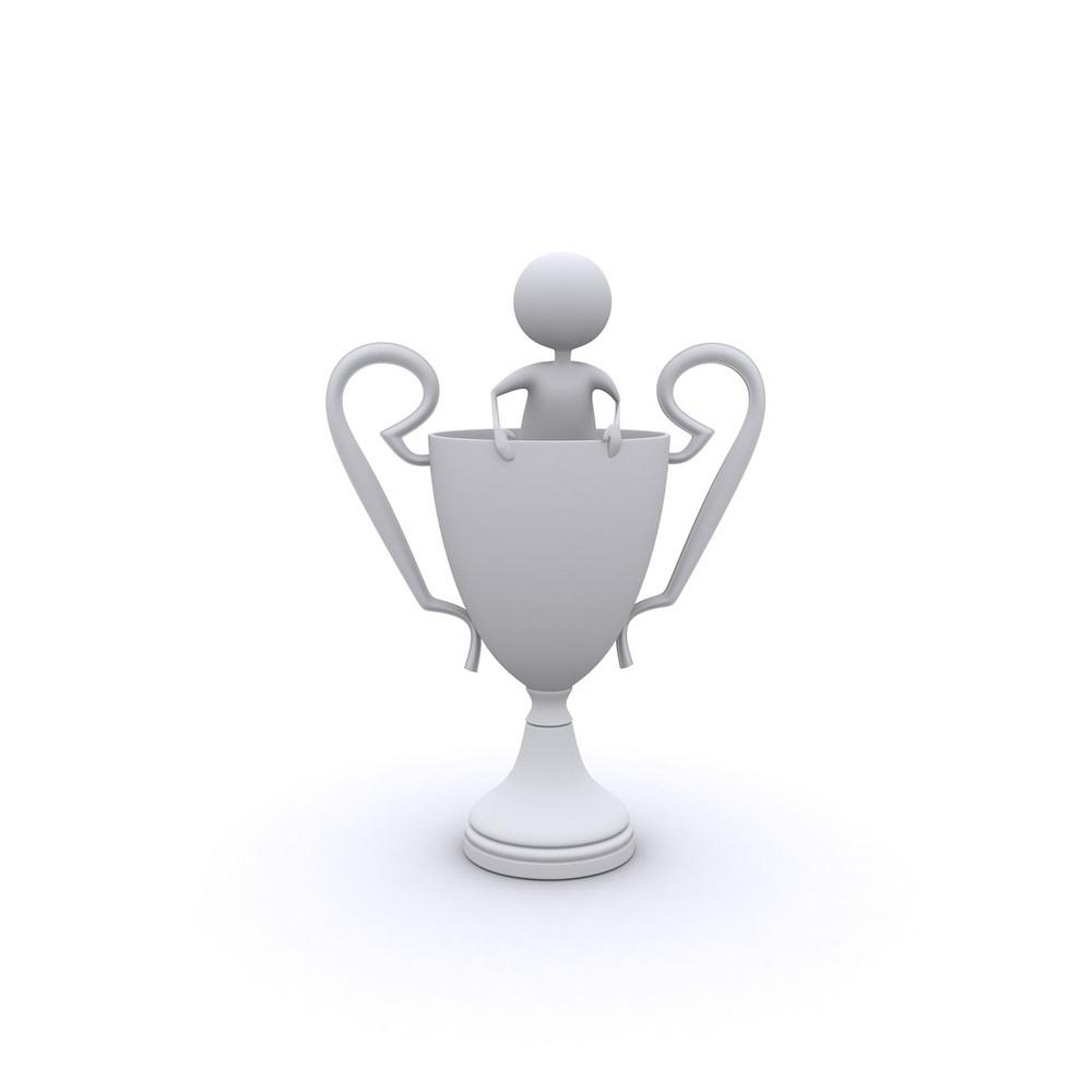 Winner In Trophy