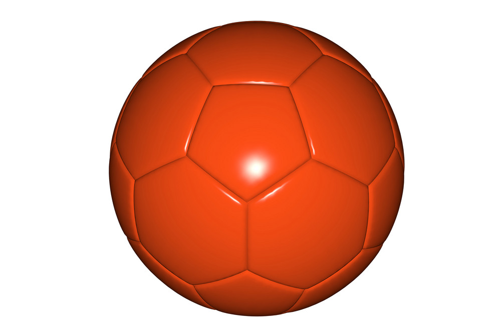 Winter Soccer Ball
