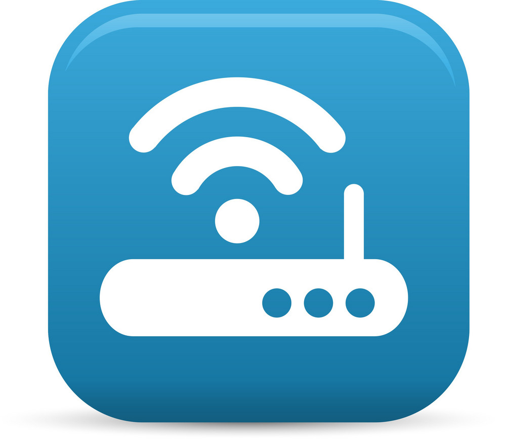 Wireless Internet Wifi Elements Lite Icon