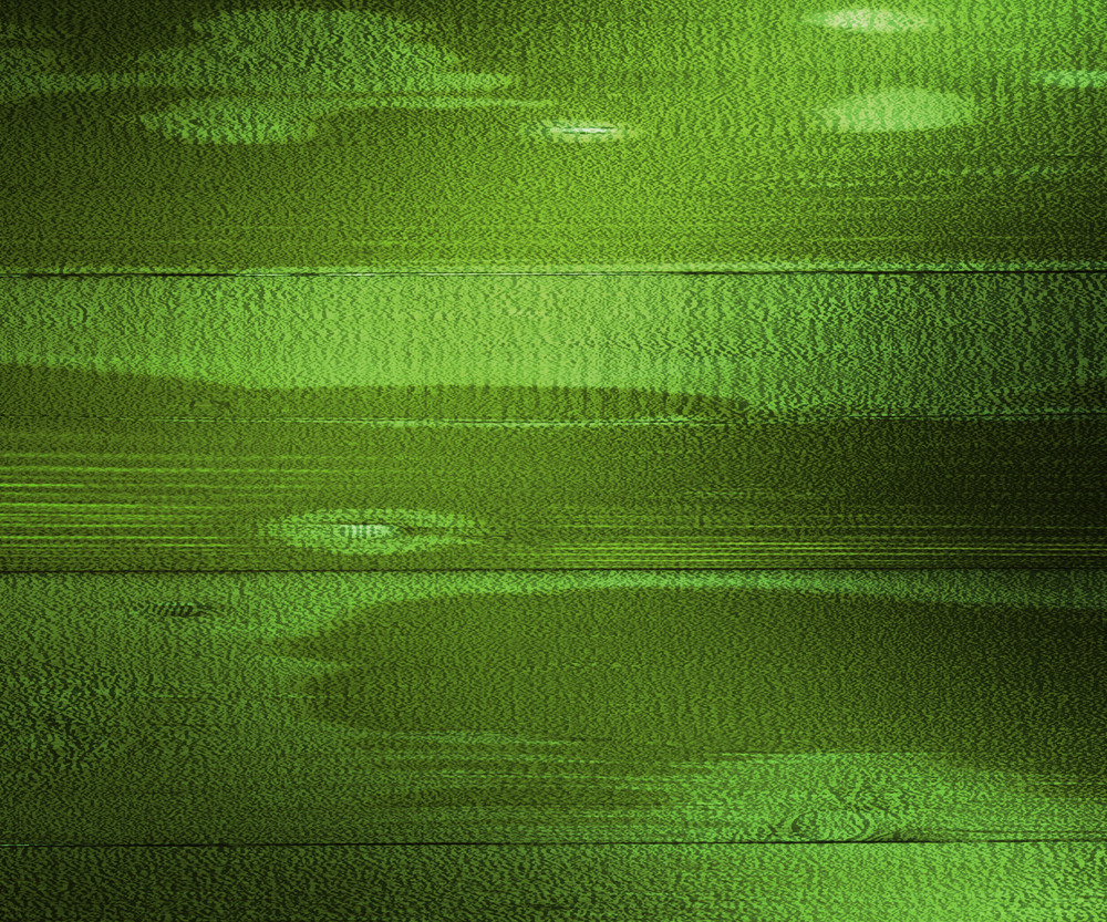 Wood Background Green Texture