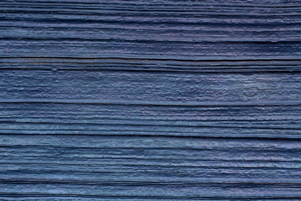 Wood Blue Pattern