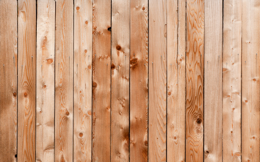Wood Fence Light Blonde