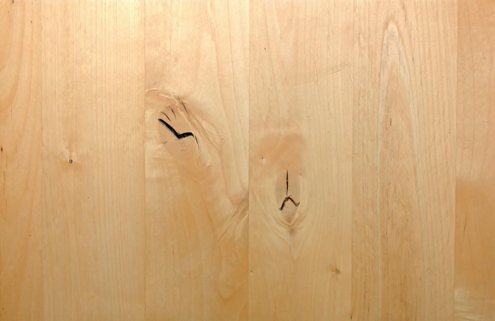 Wood Maple Horizontal Panel