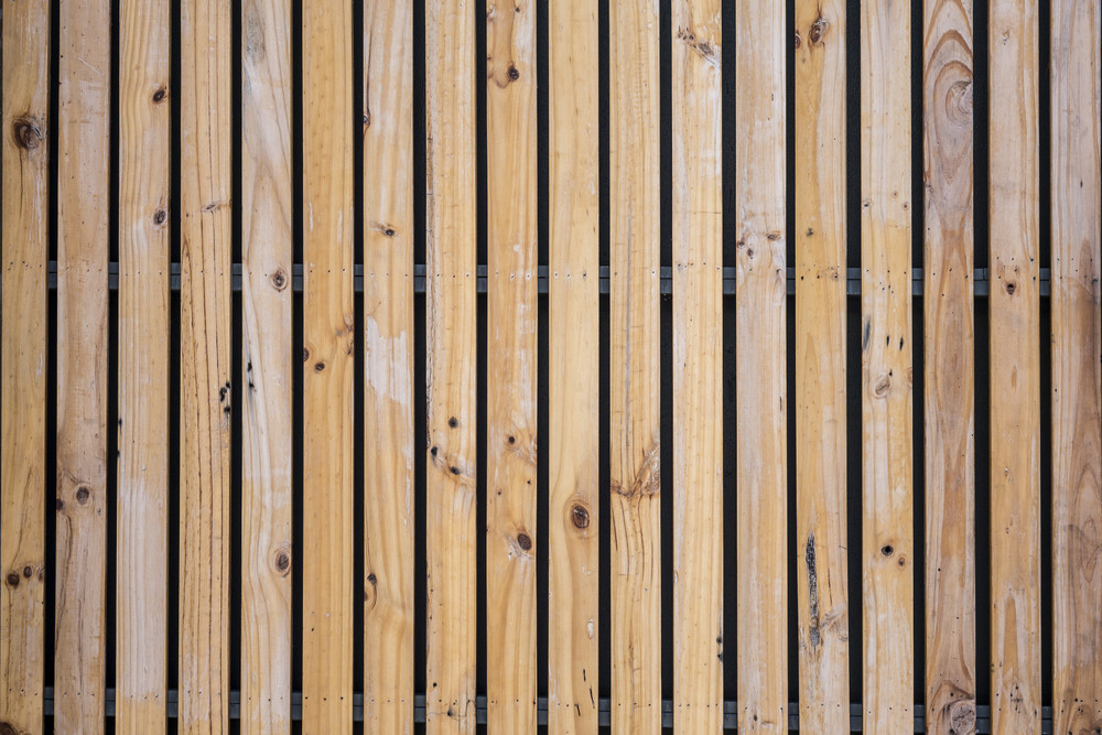 Wood planks wall texture and background