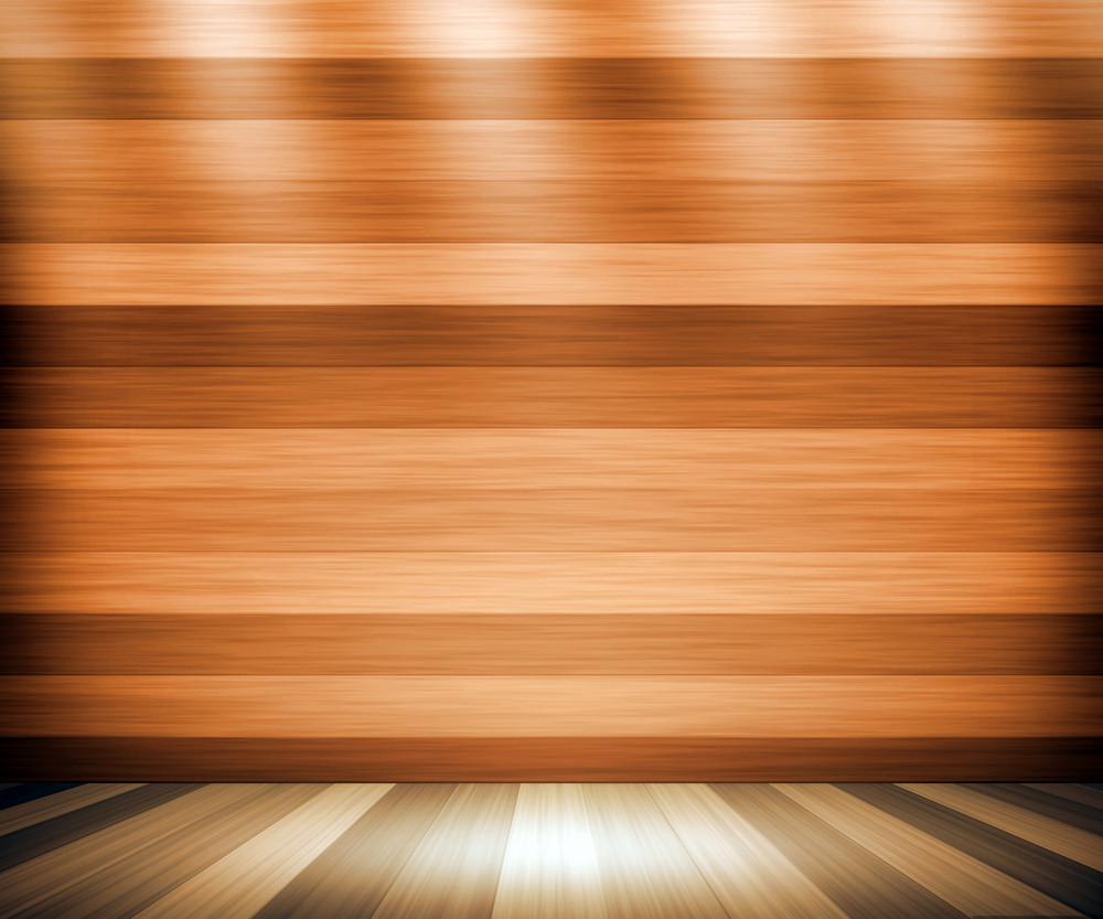 Wooden Boards Room Background