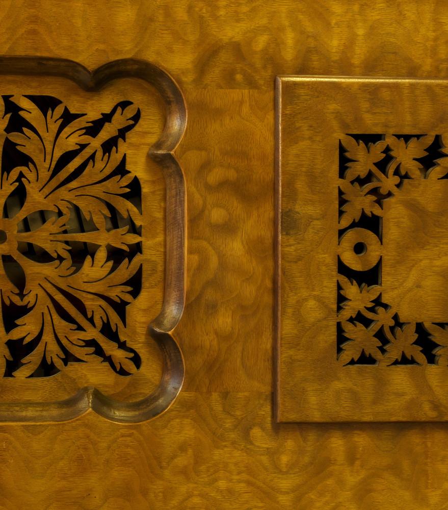 Wooden Carving Design