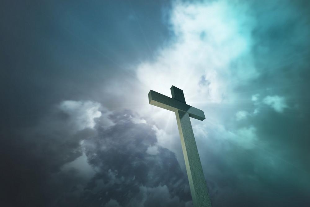Wooden Cross 1