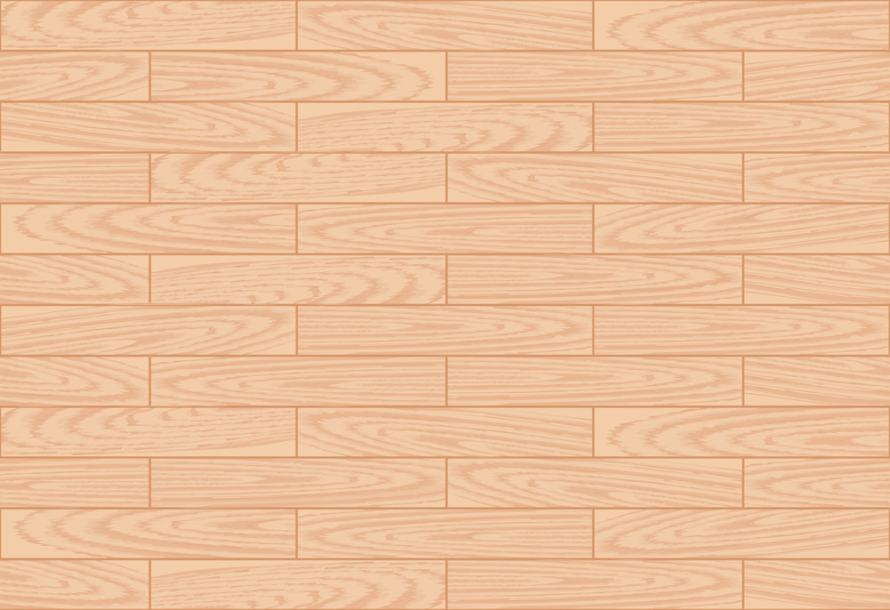 Wooden Floor Vector Tiled Texture