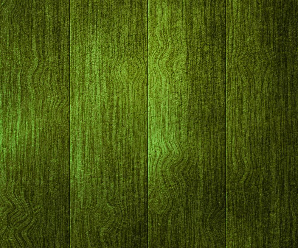 Wooden Green Texture