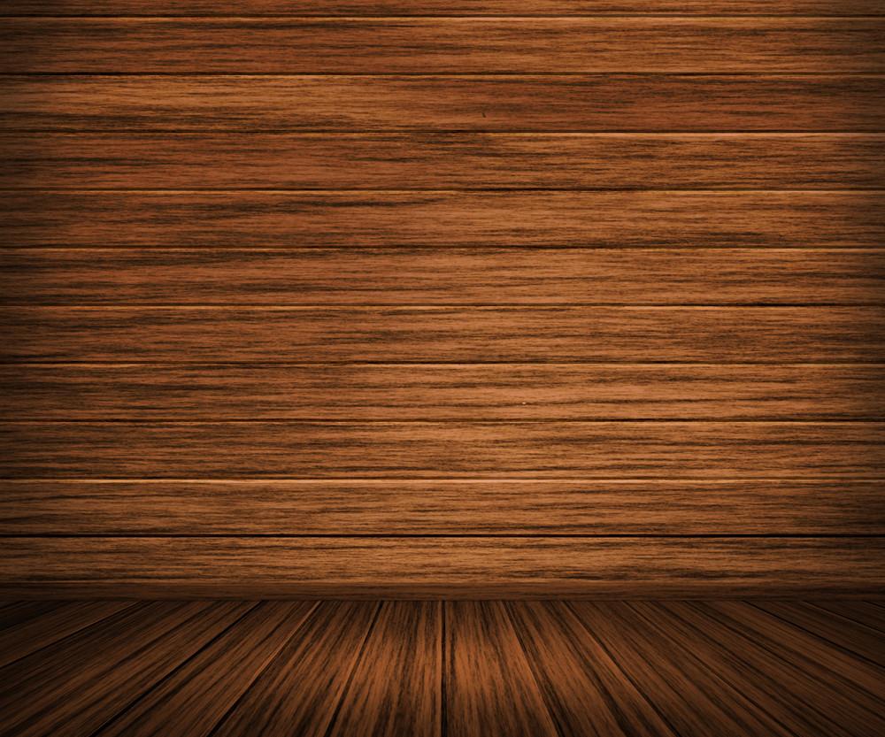 Wooden Interior Background