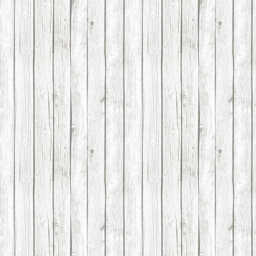 Design Texture Of White Painted Wooden Boards